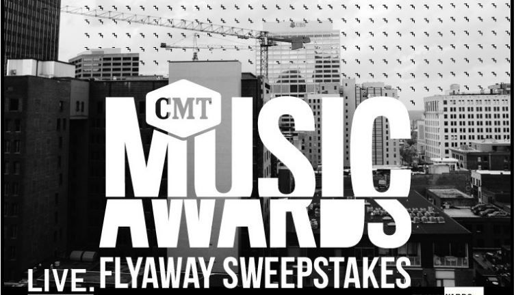 CMT Music Awards Flyaway Sweepstakes