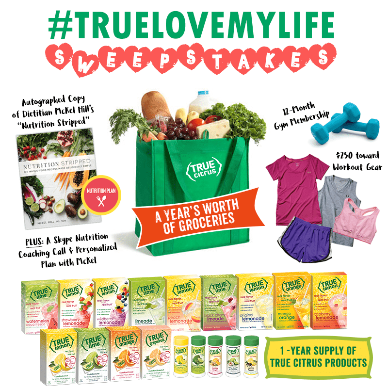 True Love My Life Sweepstakes
