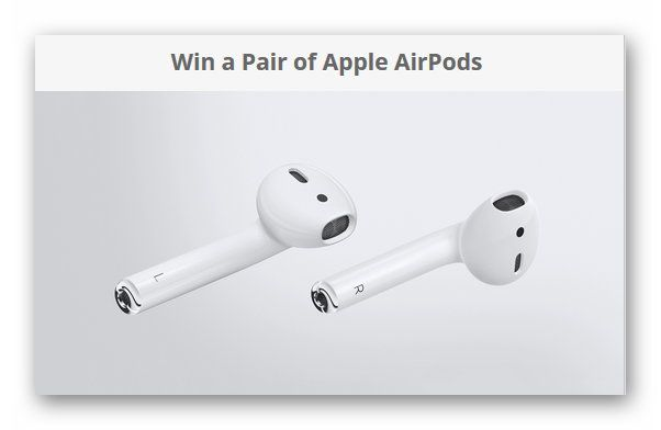 Gleam's Apple AirPods Giveaway