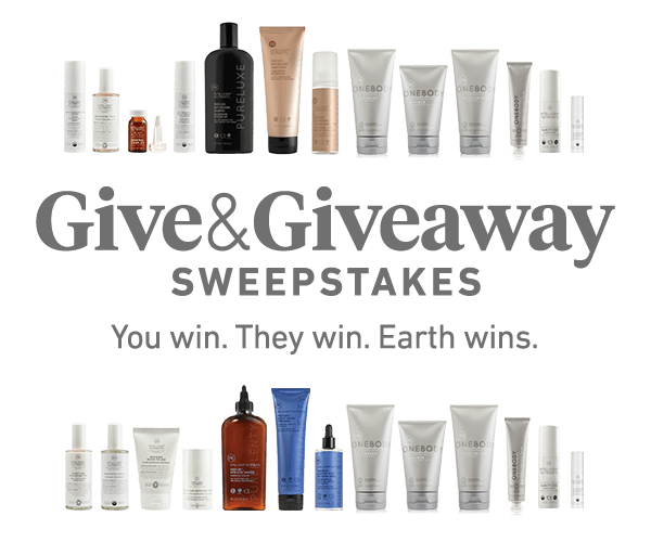 Intelligent Nutrients Give & Giveaway Sweepstakes