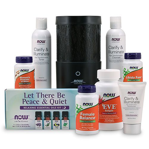 Women's Wellness Sweepstakes – Now Foods