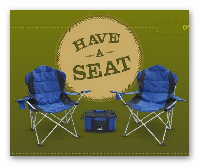 Subaru Camping Chair Sweepstakes