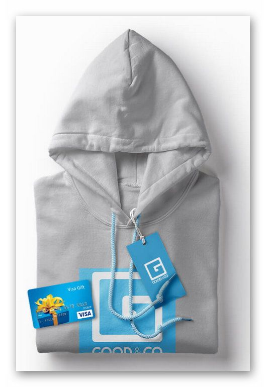 Win A $500 Visa Gift Card Or A Branded Hoodie