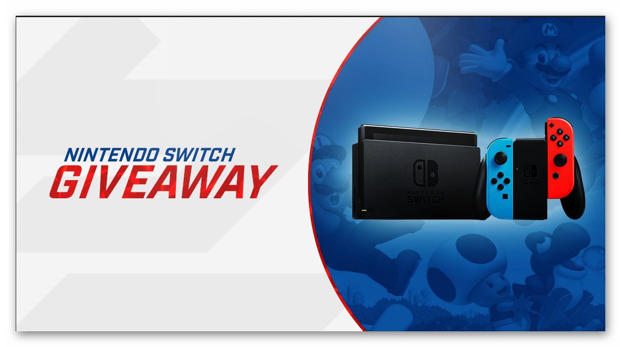 Beyond Nintendo Switch Giveaway