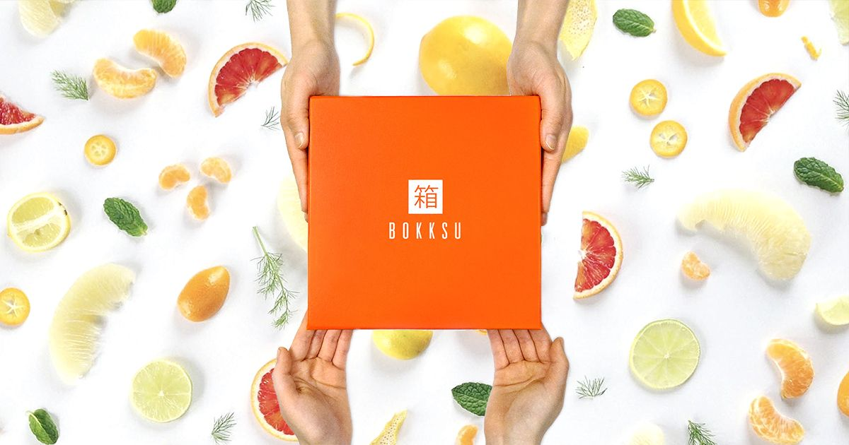 Win a Premium Japanese Citrus Snack Box