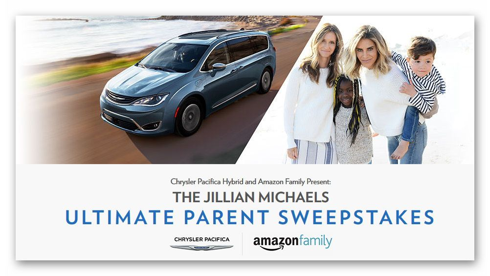 Jillian Michaels Ultimate Parent Sweepstakes Instant Win Game