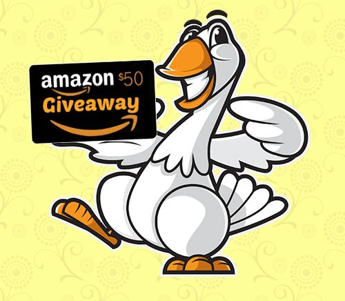 Golden Goose Amazon Gift Card Sweepstakes
