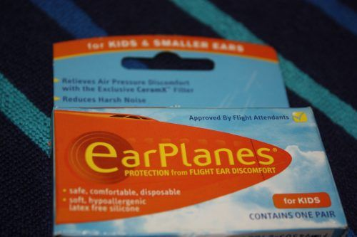 Win EarPlanes Ear Plugs for Kids & Small Ears