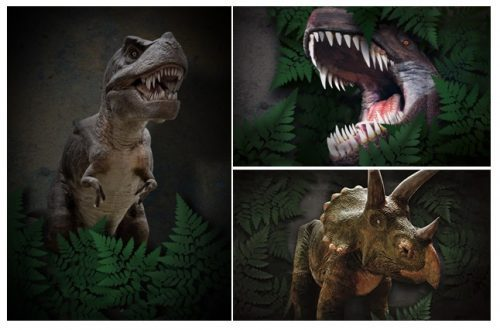 Win a Family Ticket to the Dinosaurs Encounter in Penrith Lake District