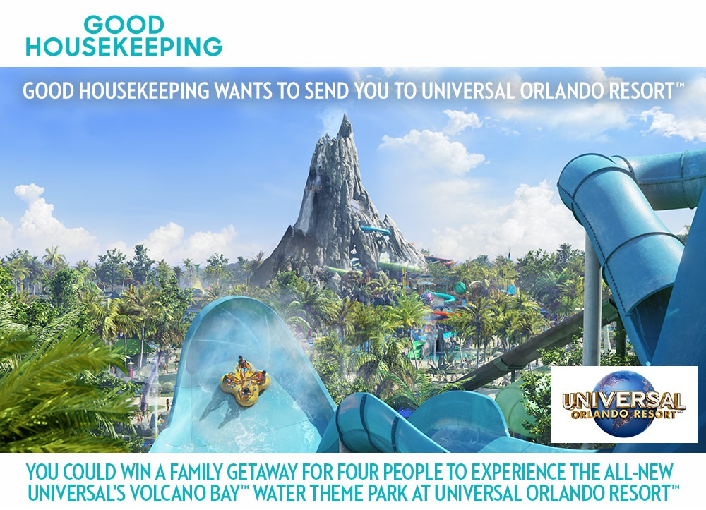 Win Trip for 4 to Universal Orlando Resort