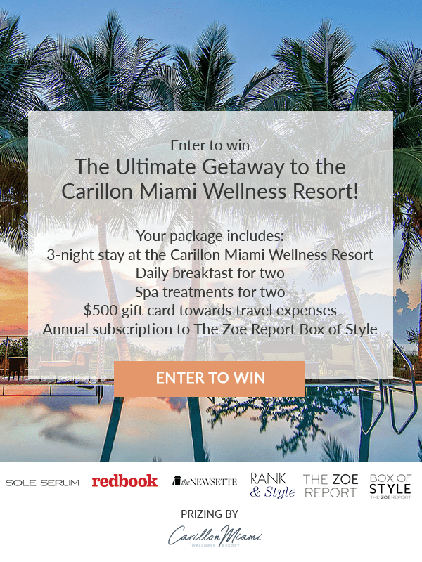 The Ultimate Getaway to the Carillon Miami Wellness Resort!–