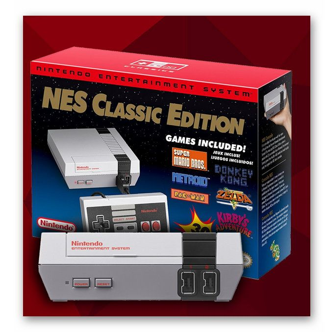 Win a NES Classic System