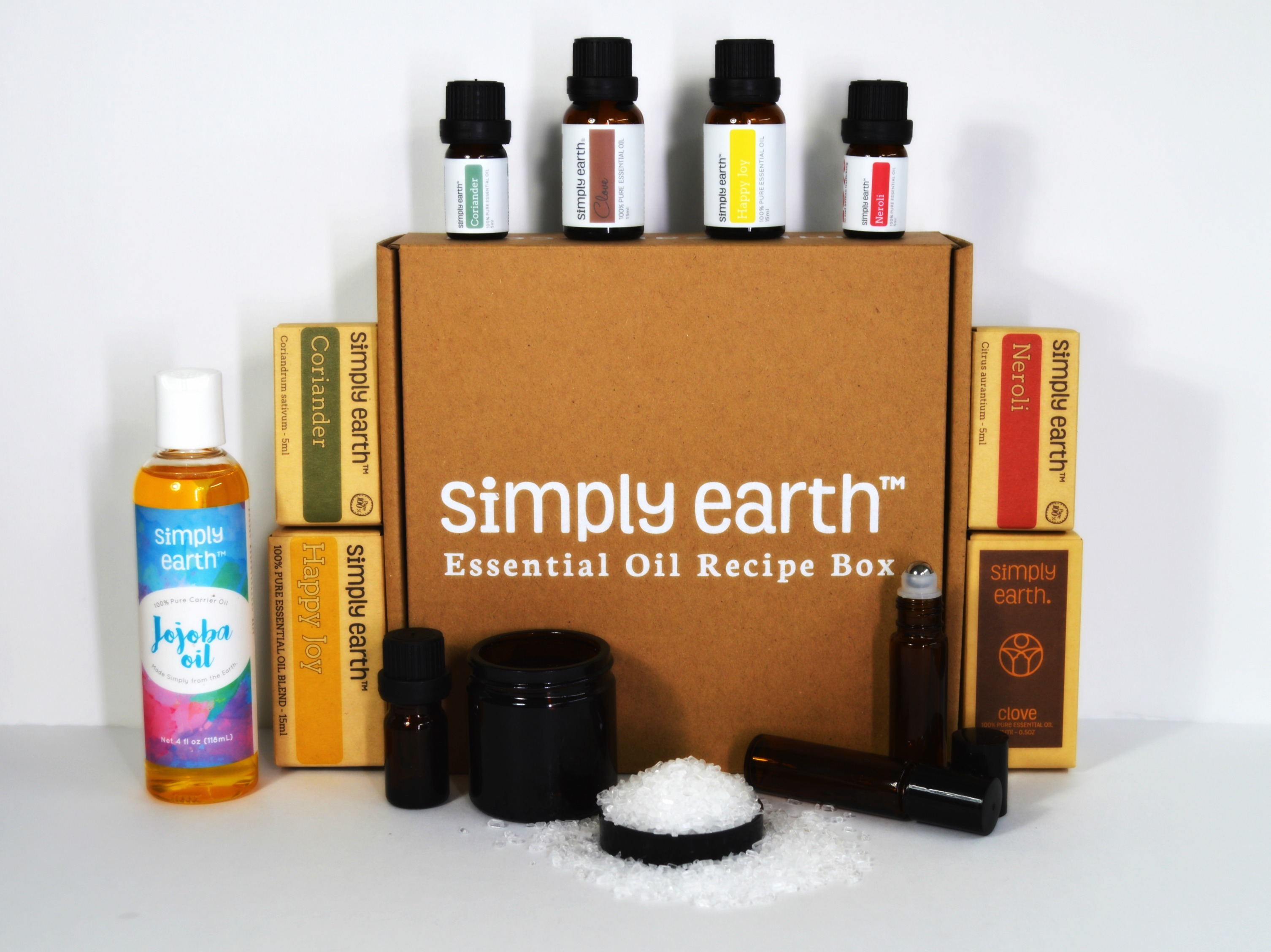 Simply Earth - $1000 Essential Oil Giveaway