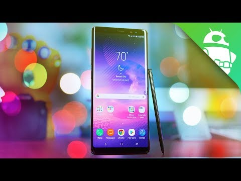 Samsung Galaxy Note 8 International Giveaway