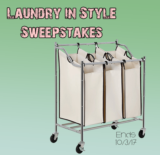 Laundry in Style Sweepstakes