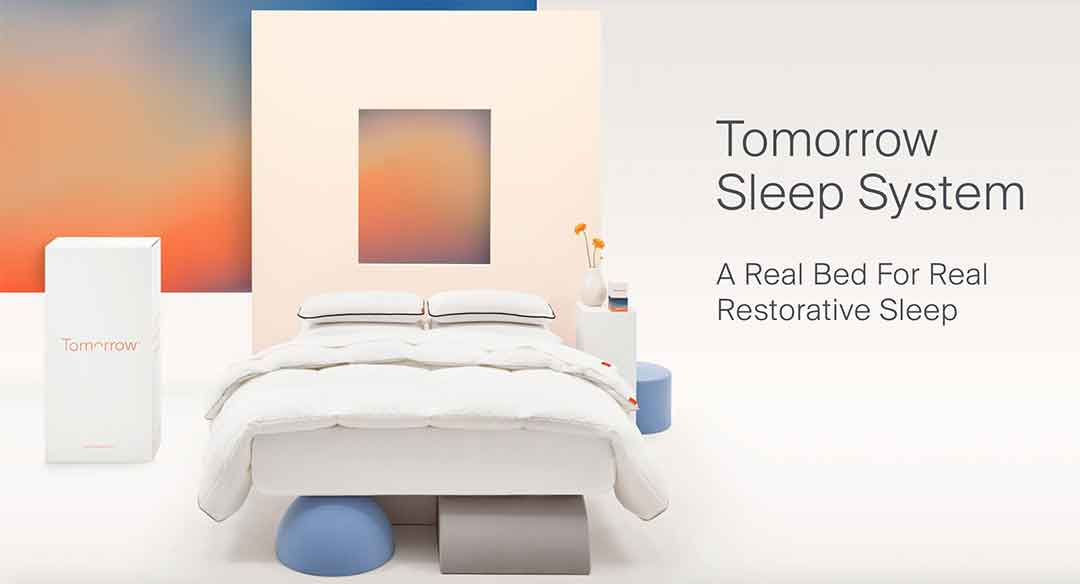 Win a Tomorrow Sleep System from SlumberSearch.com
