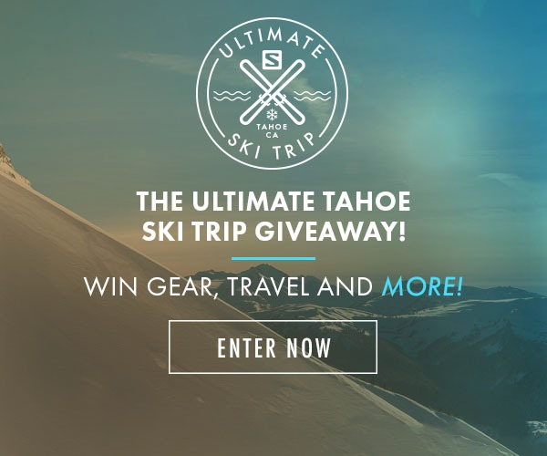 Win the Ultimate Skip Trip to Lake Tahoe, CA