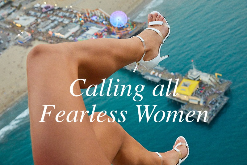 """Fearless Women - Miami"""" Giveaway"""