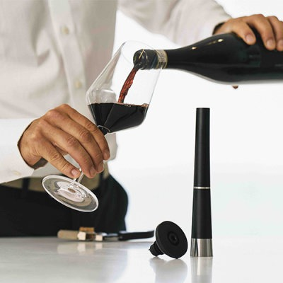 Win a $300 Bottle of Opus One and a Zzysh Wine Gadget