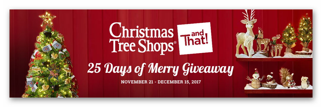 25 Days of Merry Giveaway Sweepstakes and Instant Win Game