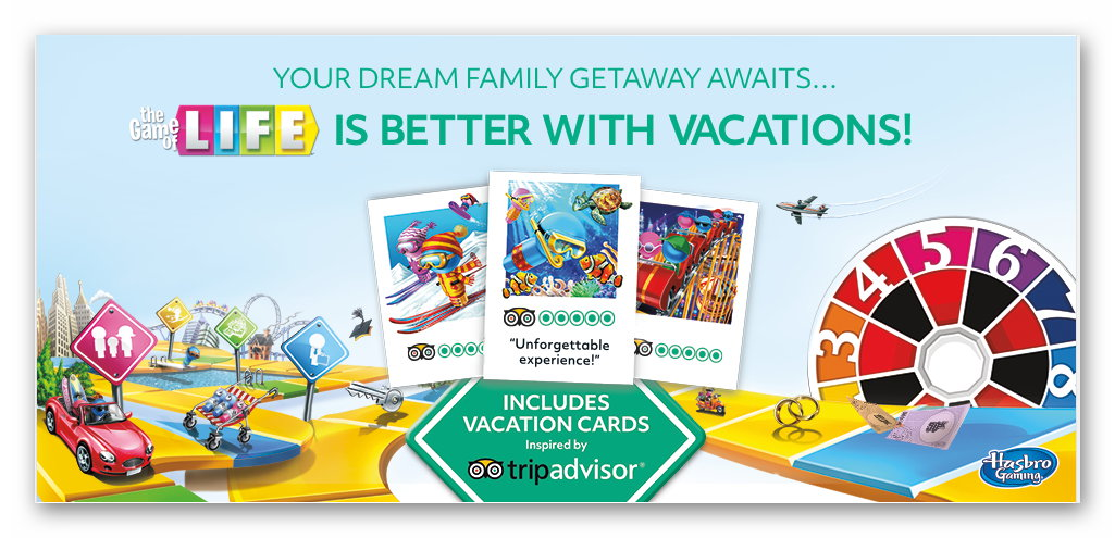 Life is Better with Vacations Sweepstakes
