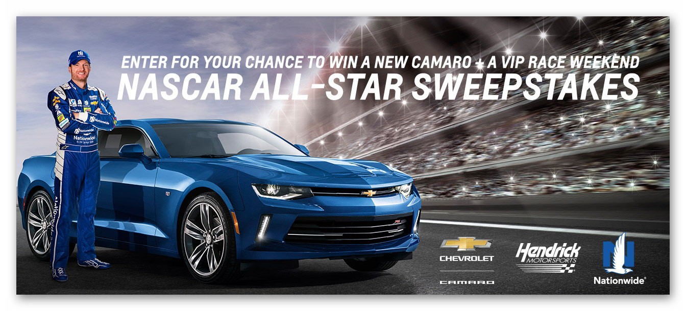 Nascar All-Star Sweepstakes