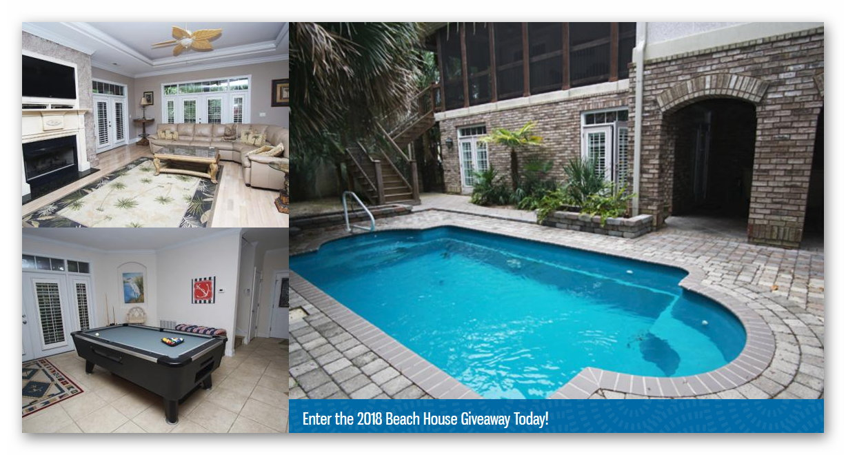 Win a Beach Vacation Getaway