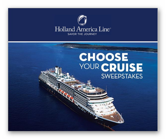 Choose Your Cruise Sweepstakes