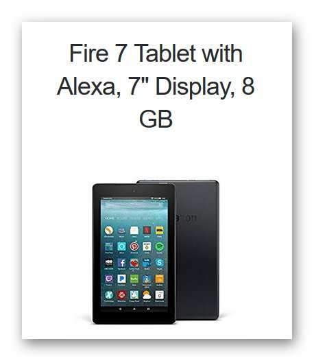 Win a Kindle Fire Tablet 8GB Giveaway