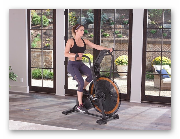 Win an Octane Fitness Indoor Exercise Bike