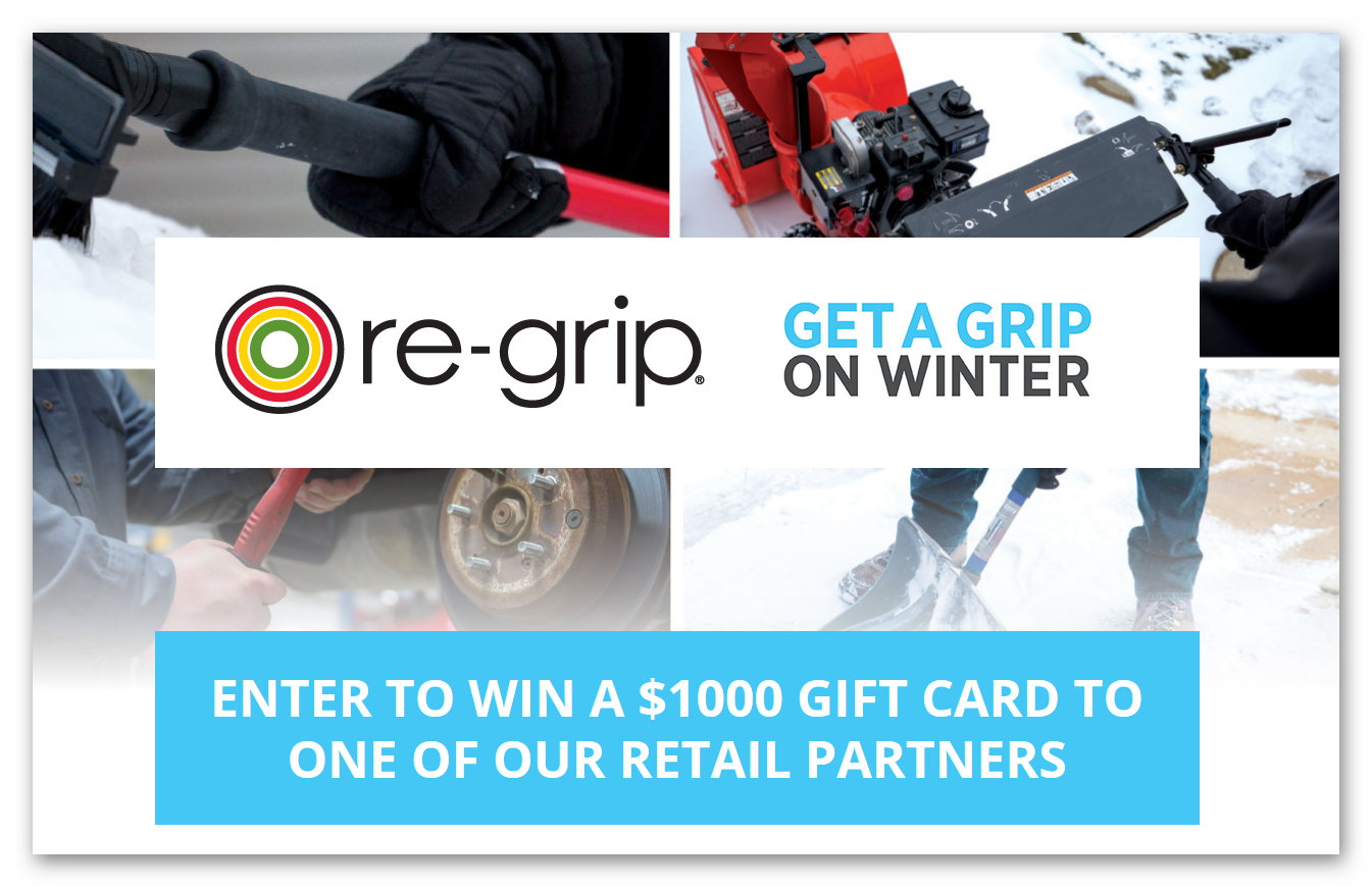 Win $1000 to Get A Grip On Winter