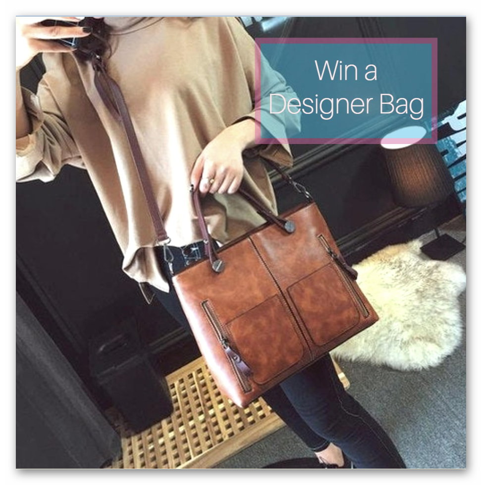 Win 1 of 10 Exclusive Designer Handbags