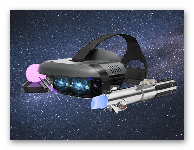 Win a Star Wars: Jedi Challenges Augmented Reality Headset