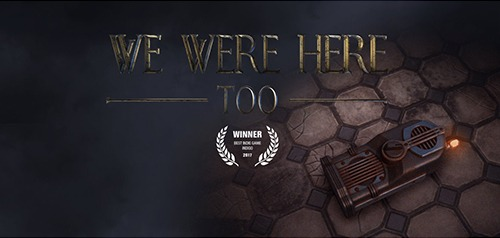 Win a Steam Code for the We Were Here Too Game