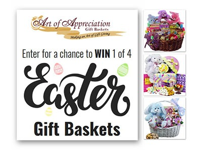 Win a Fully loaded Easter Basket