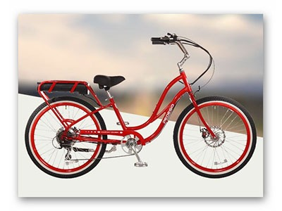 Win a Pedego Electric Bike