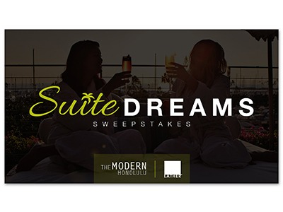 Suite Dreams Sweepstakes