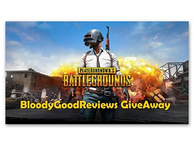 Win a Copy of PUBG PLAYERUNKNOWN'S BATTLEGROUNDS