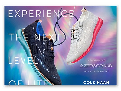 Win a Pair of Cole Haan Stitchlite Shoes