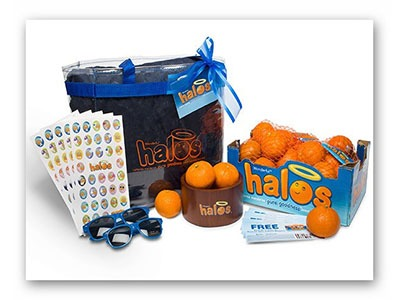 Win a Wonderful Halos Springtime Snacking Kit