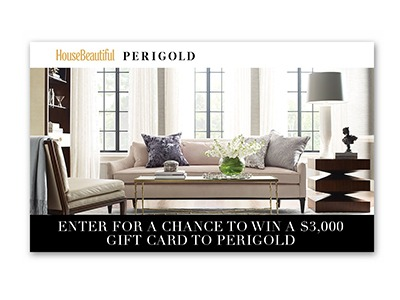 Win a $3,000 Perigold Gift Card