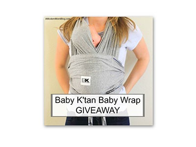 Baby K'tan Baby Wrap Giveaway