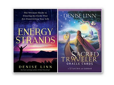 Energy Strands and Sacred Traveler Prize Pack