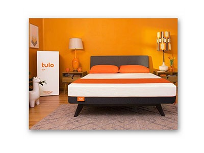 Win a Customized tulo™ Mattress