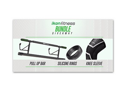 Ikon Fitness Bundle Giveaway