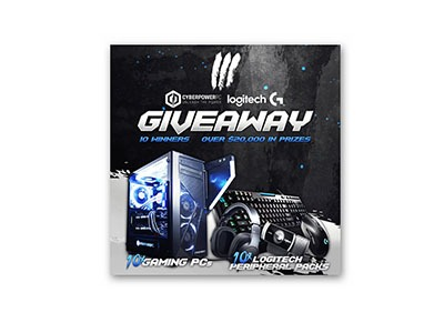 CyberPowerPC Gaming PC Giveaway