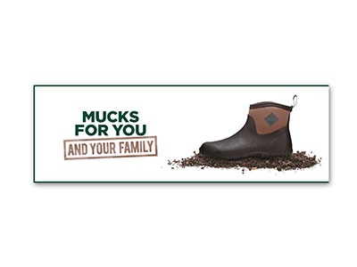 Win Mucks for You and Your Family