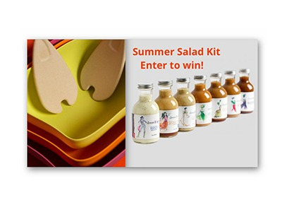 Summer Salad Kit Giveaway
