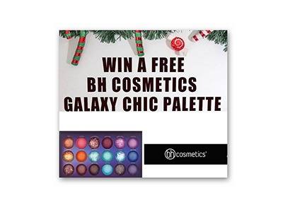 Win a Free BH Cosmetics Galaxy Chic Palette