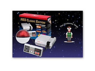 Nintendo NES Classic Edition Giveaway